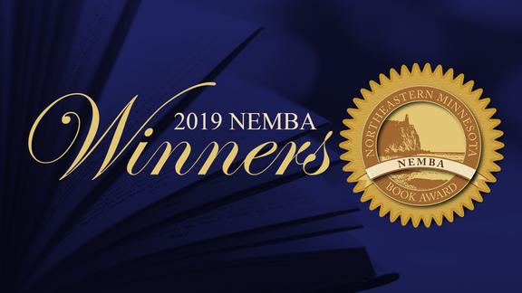Gold NEMBA book seal 2019 Winners