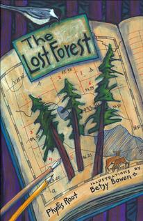 The Lost Forest book cover