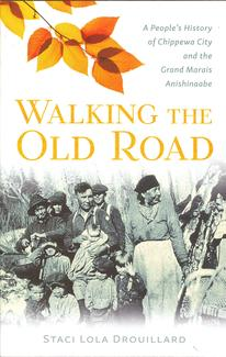 walking the old road  book cover